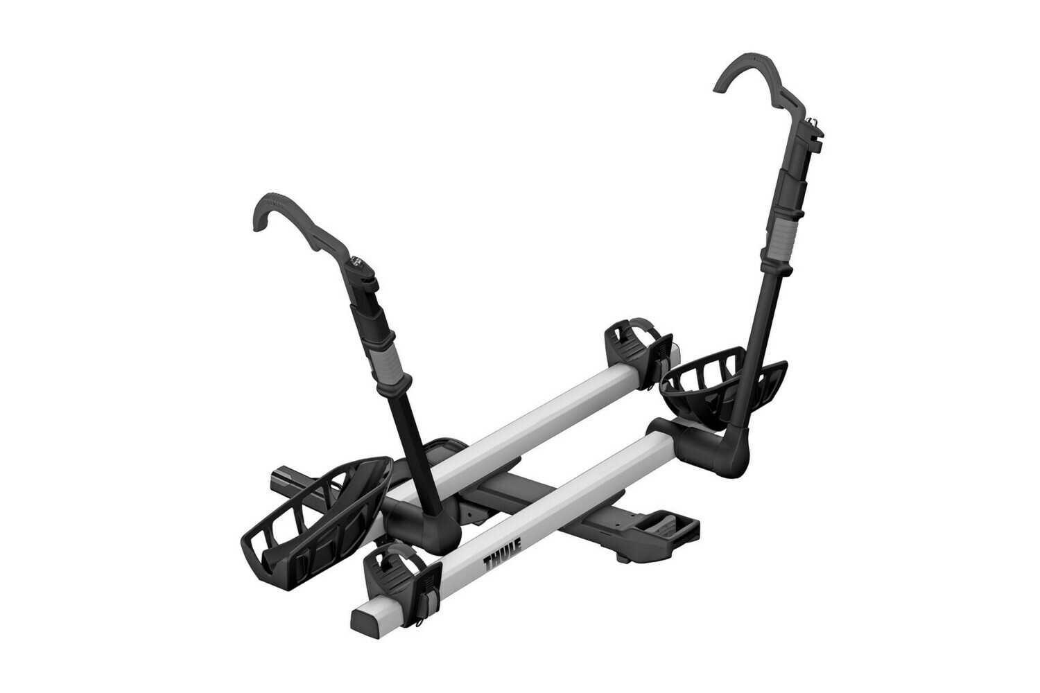 Thule T2 Pro XT Hitch-Moutning Bike Rack-Sil (2