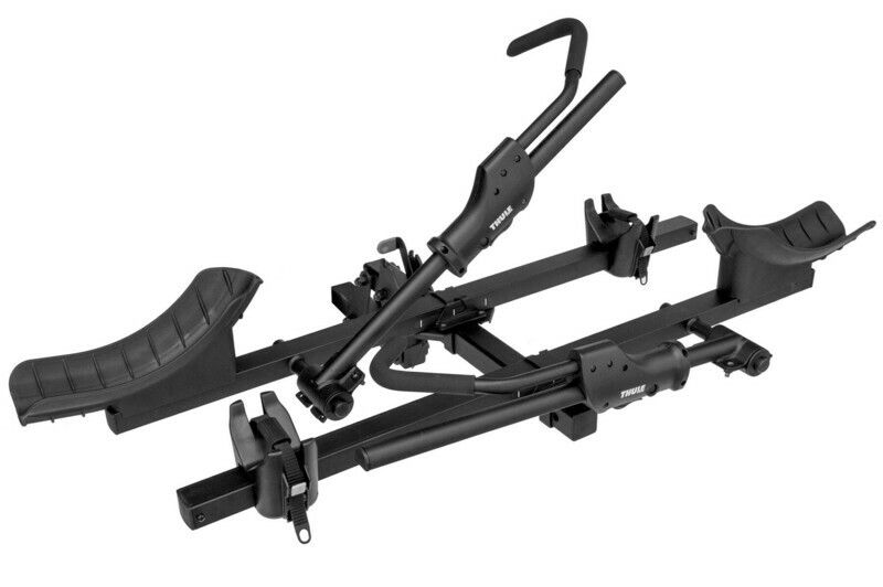 Thule T2 Classic 2-Hitch Mounting Bike Carrier (2