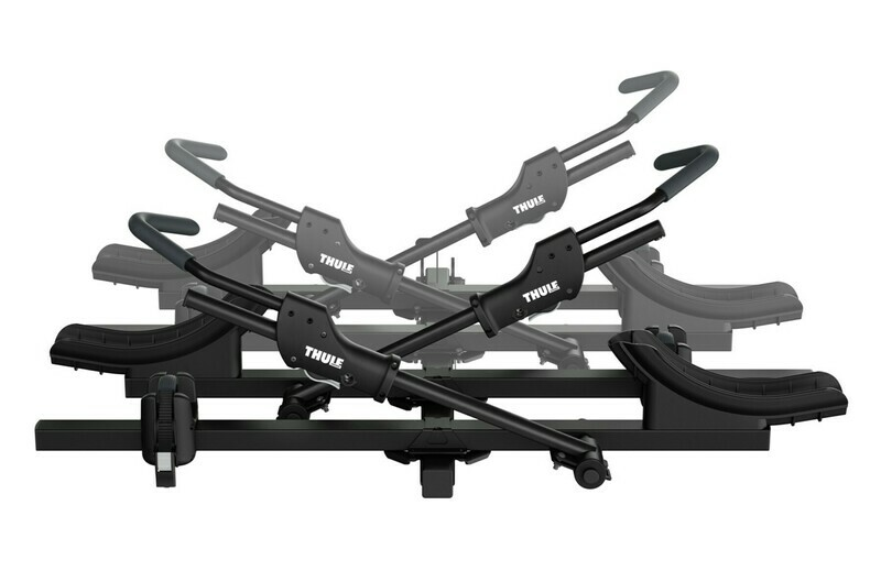 Thule T2 Classic Platform Hitch Rack Add-On (2