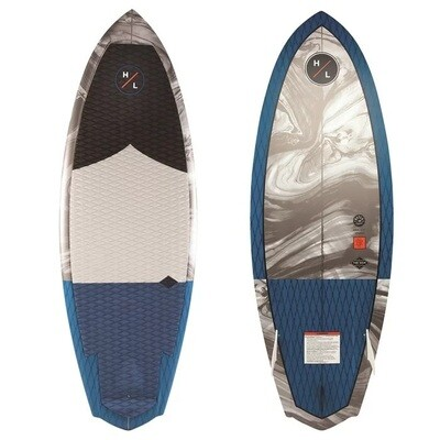 Hyperlite Shim 5.3 Wakesurf Board