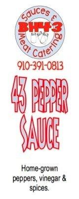 BH43 Pepper Sauce