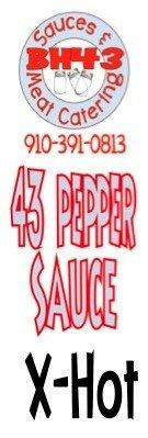 BH43 X-Hot Pepper Sauce
