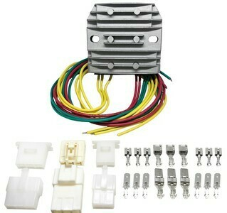 Universal Regulator 12V / 50A Mosfet (7 wires, three phase)