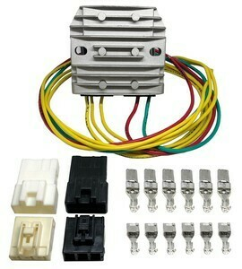 Universal Regulator 12V / 50A Mosfet (5 wires, three phase)