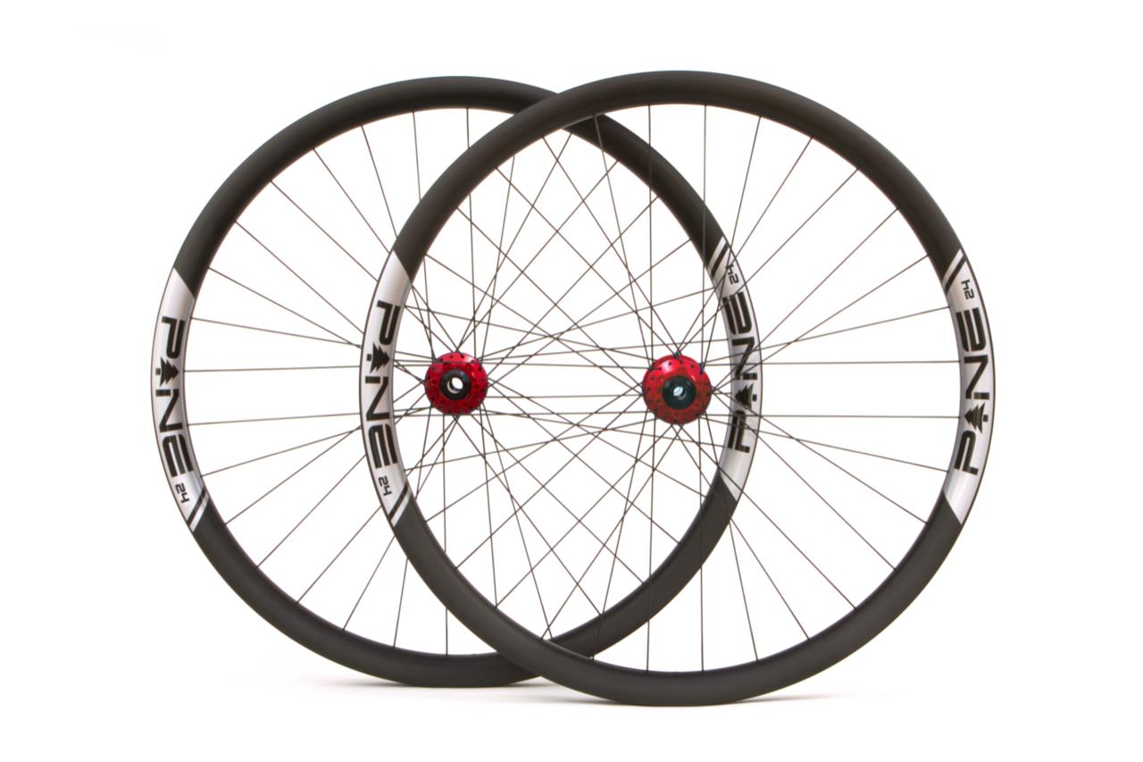 PINE 24 wheelset