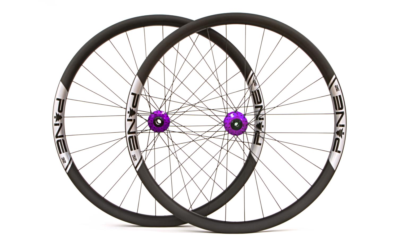 PINE 32 wheelset