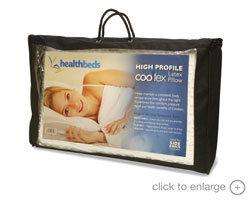 Cooltex Hi Profile Pillow