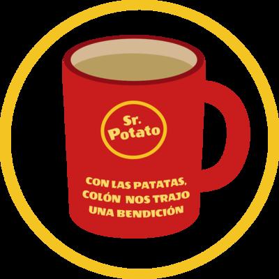 Taza Personalizada de Sr. Potato
