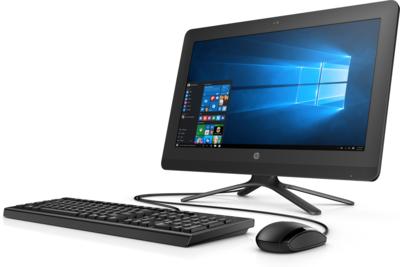 Desktop HP AIO 20 C401LA - AMD A4