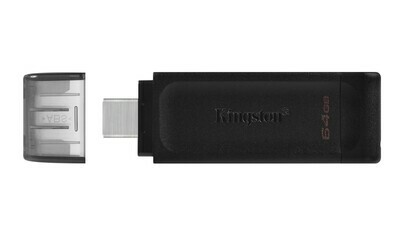 Pen Drive Kingston DT70 - 64 GB