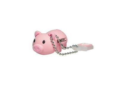 Pen Drive Emtec Animalitos Piggy Farm M319 - 16 GB