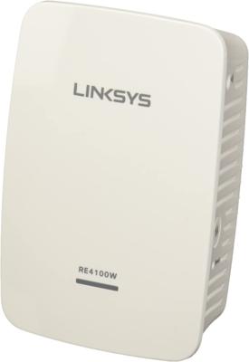 Extensor Linksys Alcance Wireless
