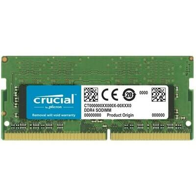 Memoria Ram Crucial - 8 GB