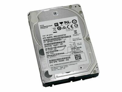 Disco Duro Servidor HP Proliant 765451 - 1 TB