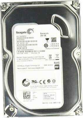 Disco Duro Pull Seagate ST250 - 250 GB