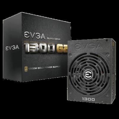 Fuente de Poder EVGA 1300 W G2 ATX