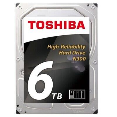 "Disco Duro Toshiba X300-6 TB-3,5""-7200RPM-Sata 6GBS-"