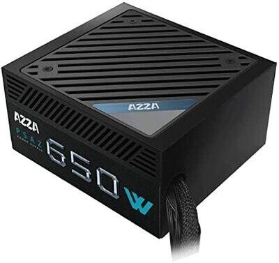 Fuente de Poder AZZA 650 W RGB