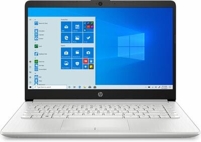 "Laptop HP 14-CF-2033WM-Intel Pentium Silver N5030 (1.0 GHz)-SSD 128 GB-RAM 4 GB-SSO-14"""