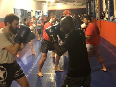 2 week unlimited - H.I.I.T, Boxing, Muay Thai & Grappling
