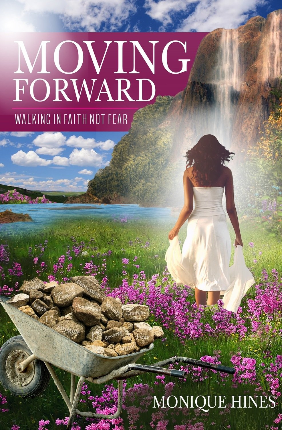 Moving Forward to Fulfill Your Destiny Journal (Women's Cover)