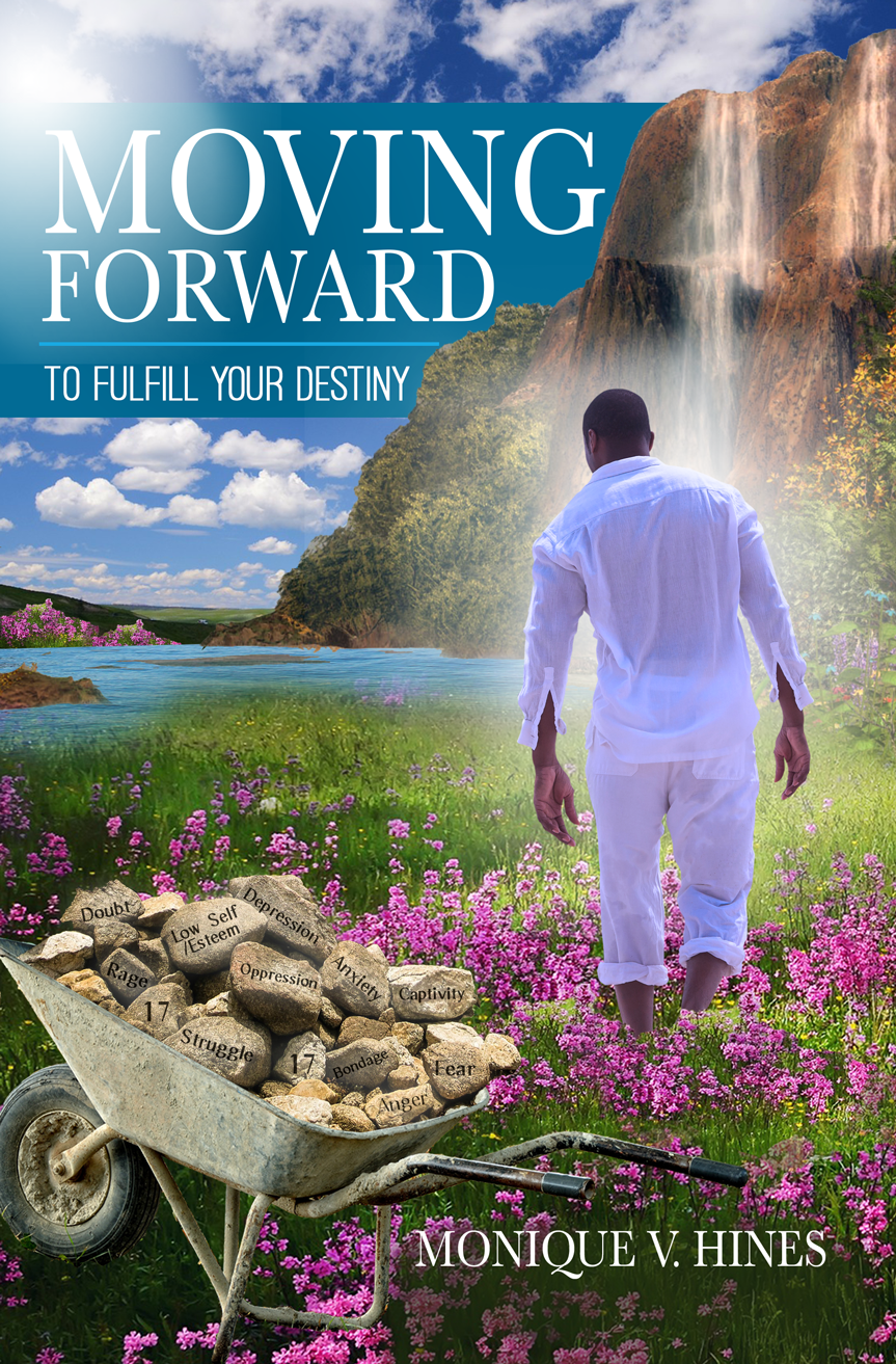 Moving Forward to Fulfill Your Destiny Journal (Men's Cover)