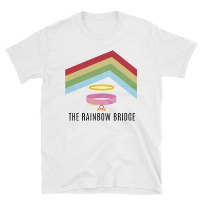 The Rainbow Bridge Short-Sleeve Unisex T-Shirt