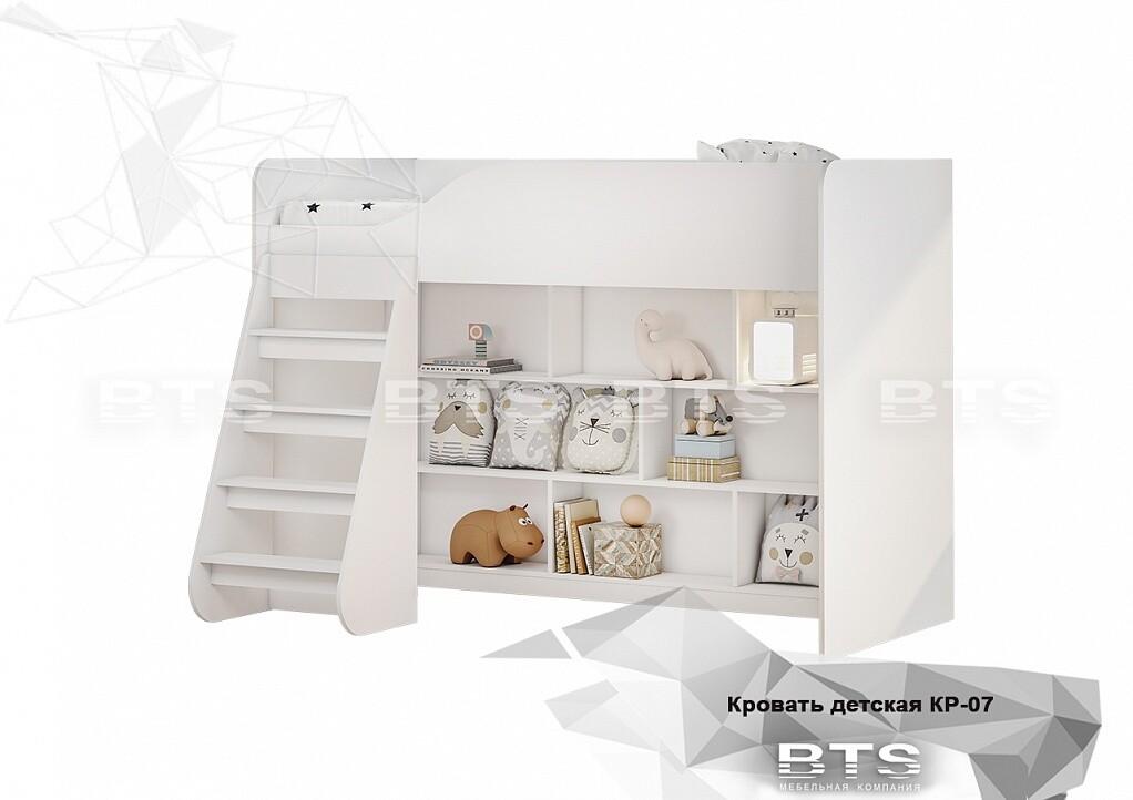 Кровать детская КР-07
