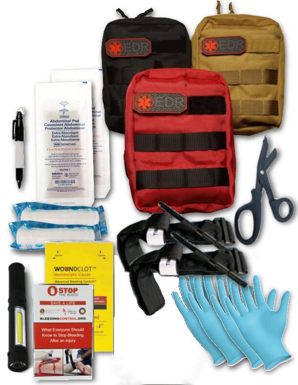 Basic Trauma Pack Red