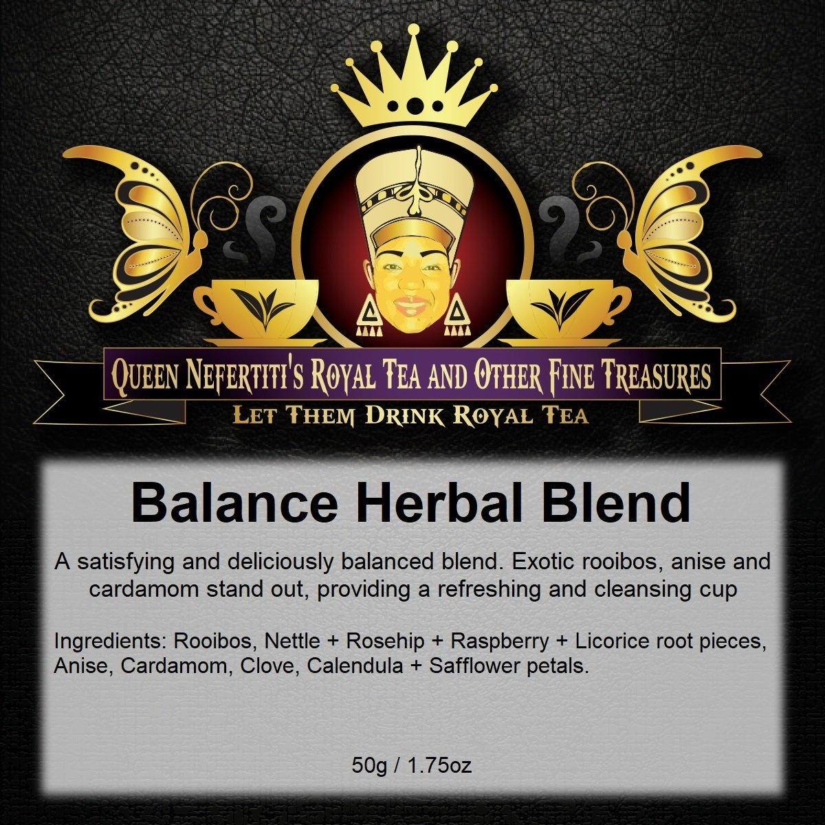 BALANCE HERBAL BLEND  50 G