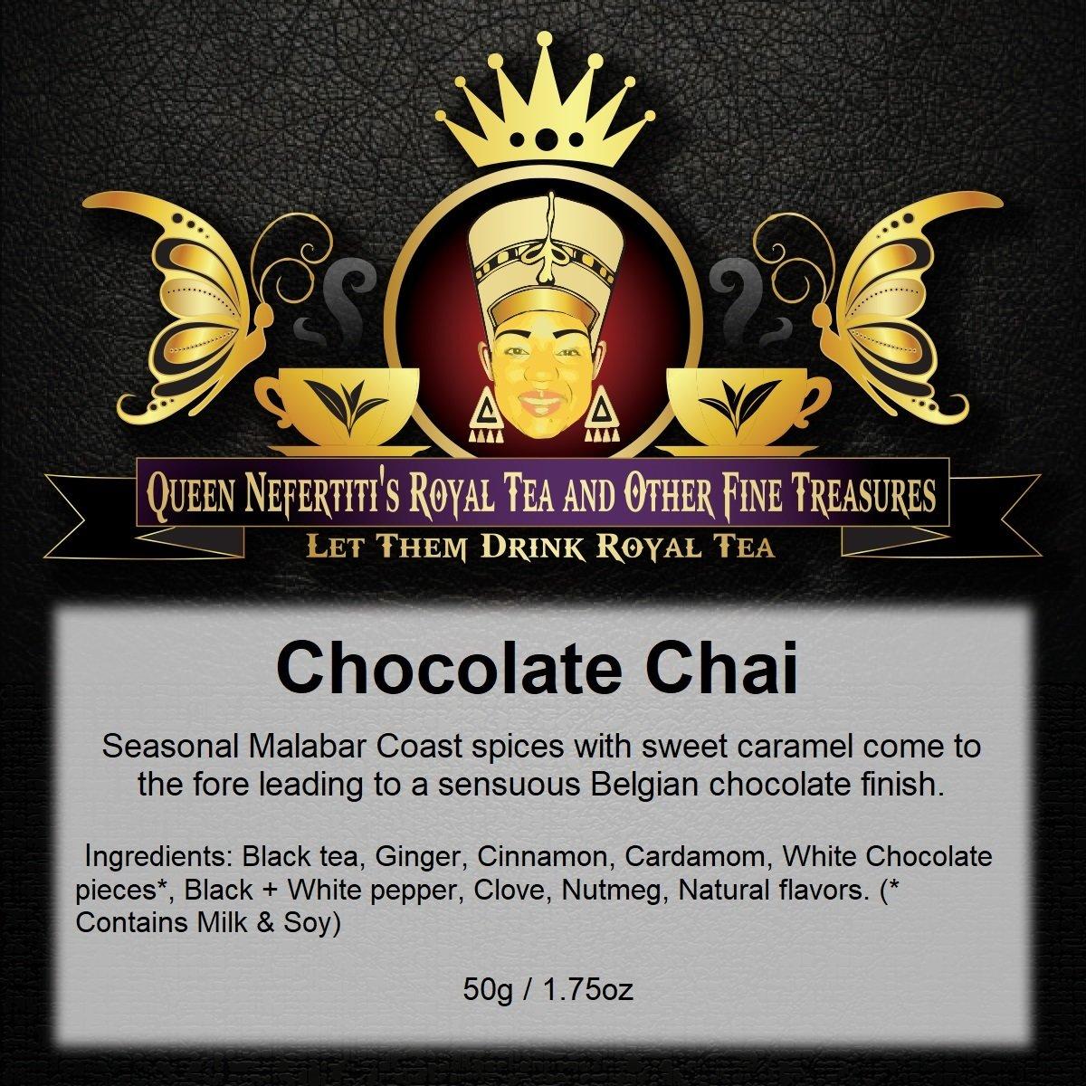 CHOCOLATE CHAI   50 G