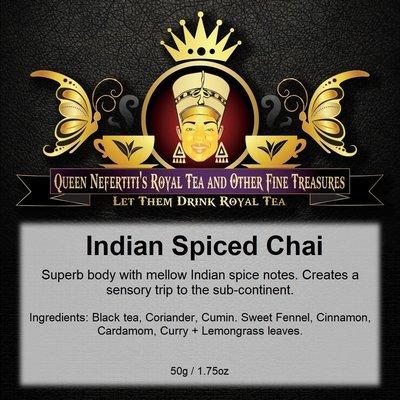 INDIAN SPICED CHAI   50 G