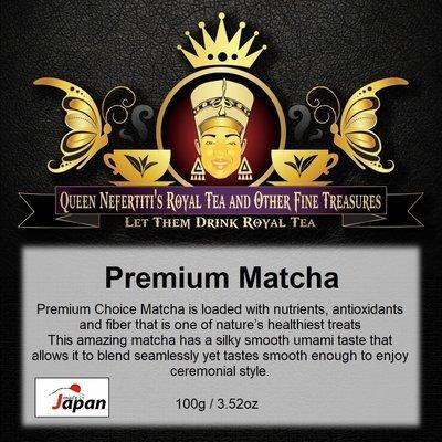 PREMIUM CHOICE MATCHA 100G