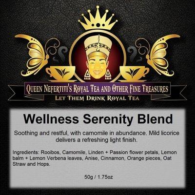 WELLNESS SERENITY  BLEND  50 G