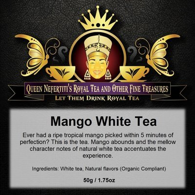 MANGO WHITE TEA 50 G