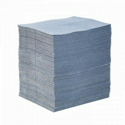 Feuilles-tapis absorbants PIG BLUE® - Simple Épaisseur