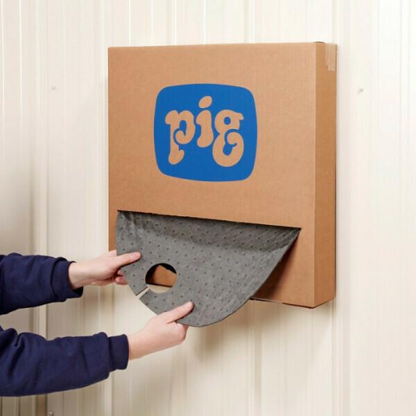 Tapis de fût PIG® - Triple Épaisseur