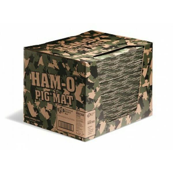 Feuilles-tapis et rouleaux PIG® HAM-O®,Universel - Triple Épaisseur