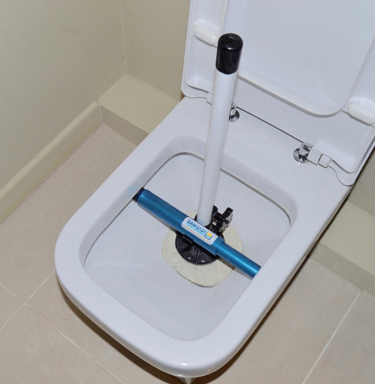Barrage pour Toilettes