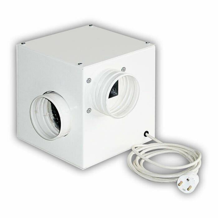 Caisson de ventilation pour rejet extérieur