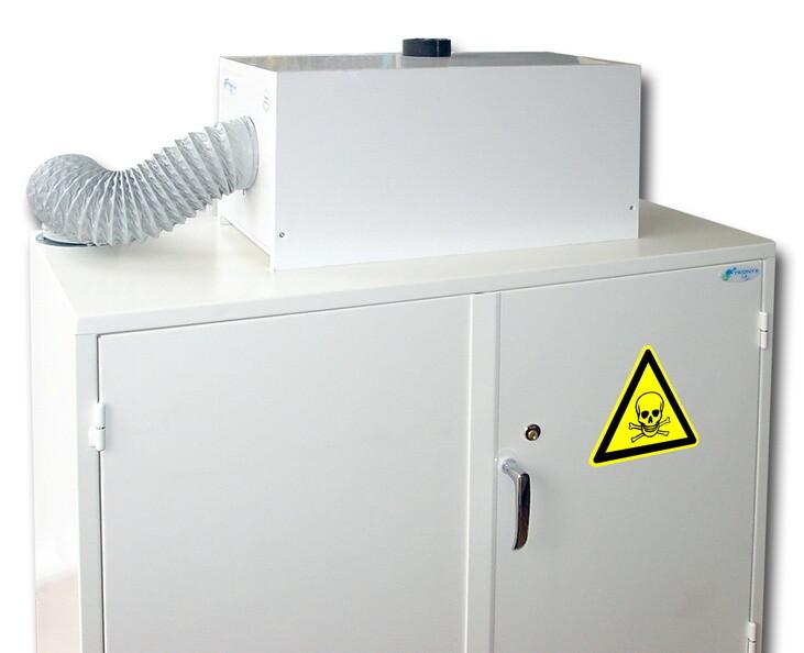 SERIE V - Caisson de filtration PVC cellulaire