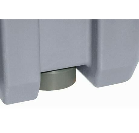 Accessoire CEMBOX 750 - Kit de fixation plateau