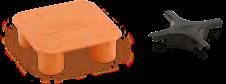 Accessoires : Kit croix de liaison pour bac LABO MODULAIRE PE