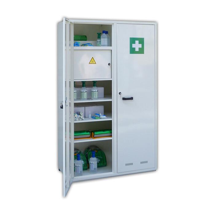 Armoire à Pharmacie Haute 2 portes