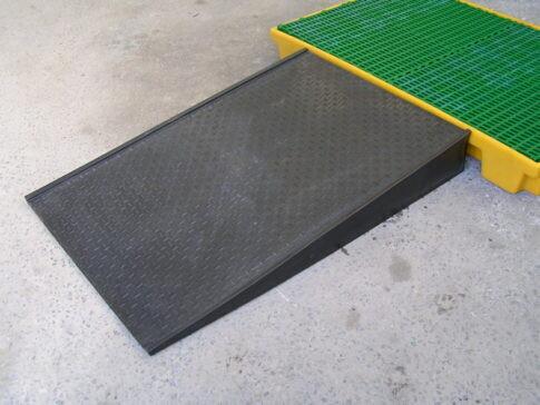 Rampe d'accès Hauteur 115 mm