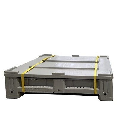 Box batteries Lithium ADR 195 avec couvercle