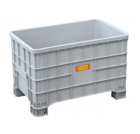 Box pour le stockage intérieur des batteries 300 L