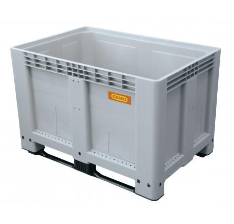 Box pour le stockage intérieur des batteries 525 L