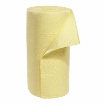 Rouleaux absorbants pour produits chimiques PIG® Essentials Pro - Triple Épaisseur