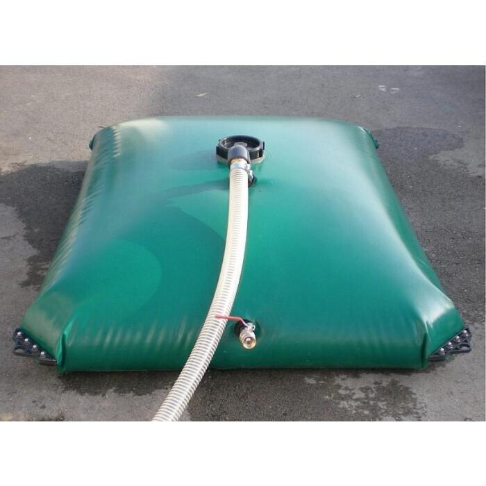 Citerne souple eau de pluie 1m3